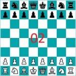 Καλλιτεχνικό σκάκι-Προχωρημένοι-άσκηση 2